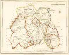 Laois, formerly Queens County