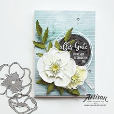 Stampin' Up! Stampin Up Karten, Logos Retro, Poppy Cards, Fleurs Diy, Stamping Up Cards, Sympathy Cards, Up Girl, Card Tags, Cool Cards