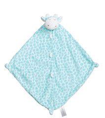 Angel Dear Turquoise Giraffe Blankie – Baby Love Luna
