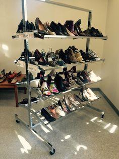 Store Closing, Outlet Store, Shoe Rack, Shoe Closet, Shoe Racks