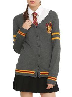 Harry Potter Gryffindor Girls Cardigan