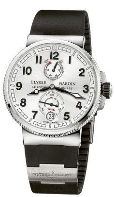 Ulysse Nardin Marine Chronometer Manufacture 1183-126-3/61