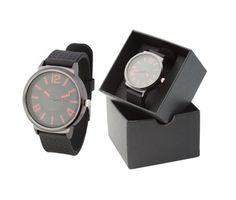 Luxusné pánske hodinky so silikónovým náramkom s oranžovým číselníkom. Tieto luxusné analógové hodinky pre pánov majú moderný okrúhly dizajn a remienok vyrobený zo silikónu. Dodávané v darčekovej krabičke. Potešte seba alebo svojich blízkych krásnymi hodinkami. Watches, Leather, Accessories, Tag Watches, Clocks, Ornament