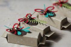 Mentos Mini Verpackung, Bild2, mit Produkten von Stampin' Up!