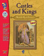 Castles and Kings Reading Level 2-4. Download it at Examville.com - The Education Marketplace.