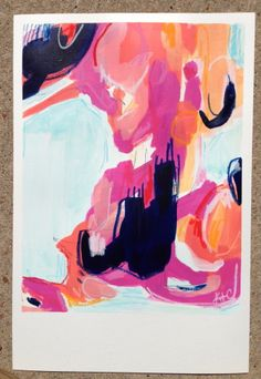 Holly - Original Painting // Katie Craig