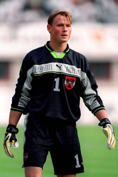 Austria Football 1999 Pictures and Photos Goalkeeper, Austria, Photos, Pictures, Baseball Cards, Football Soccer, Goaltender, Fo Porter, Grimm