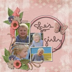 Sweet Girl by Time Out Scraps available at Scraps n Pieces http://www.scraps-n-pieces.com/store/index.php?main_page=product_info&cPath=66_219&products_id=9523