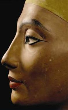 Nefertiti (ca. 1370 BC – ca. 1330 BC) was the Great Royal Wife (chief consort) of the Egyptian Pharaoh Akhenaten.