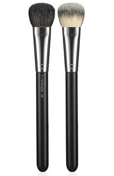 MAC 128 split fibre cheek brush...I need this like yesterday