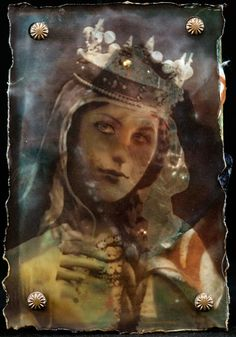 The Queen ~ Andrea Matus deMeng
