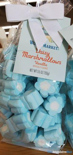 World Market Daisy Marshmallow Vanilla Easter 2020, World Market, Maxis, Marshmallows, Vanilla, Gift Wrapping, Marketing, Party, Gifts