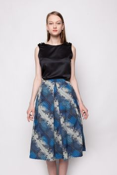 My Favourite Batik Skirt