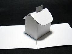Robert Sabuda - pop-up house