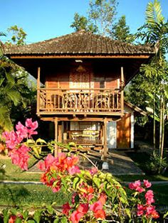 Cute Bali inspired cottage