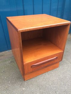 Sold: 1960's G Plan Fresco Vintage Bedside Table. Retro/mid Century