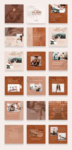 Boost your engagament with professional designed Instagram Feed Templates. #instagram #aesthetic #ig #canva #templates Instagram Feed Layout, Instagram Collage, Instagram Grid, Instagram Design, Social Media Template, Social Media Design, Grid Design, Graphic Design, Collage Template