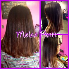 Cut and color by Melea at Revival Studio!