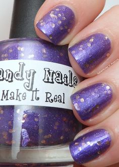 Indie Polish: DandyNails Make It Real