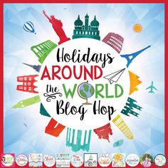 Holidays Around the World - Ireland! - Celebrate holidays around the world in your classroom with a visit to Ireland! Around The World Theme, Celebration Around The World, Around The Worlds, School Holidays, Winter Holidays, Christmas Holidays, Xmas, Happy Holidays, Christmas 2019