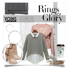 """YOINS III/4"" by amra-mak ❤ liked on Polyvore featuring Tiffany & Co., Wet Seal, Sole Society and yoins"