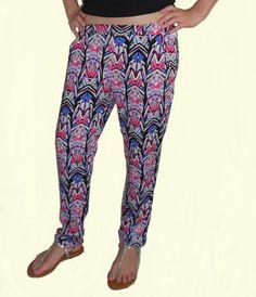 Bianca Warren - Aztec pants – Jc & Crew Aztec Pants, Parachute Pants, Harem Pants, Bohemian, Amp, Clothes For Women, Inspiration, Fashion, Outerwear Women