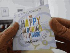 HappyBook Flip Book Gif