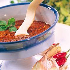 Spanische Mojo (rot) Rezept   Küchengötter