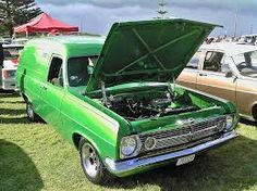 Holden Panelvan HD Aussie Muscle Cars, Australian Cars, Motor Car, Vans, Bike, Classic, Bicycle, Derby, Car