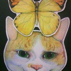「愛猫を描こう」ヒグチユウコお絵かき教室 higuchiyuko note