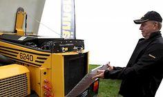 Lundberg uudistaa: 40-sarjassa viisi mallia - Takaritilä on helposti käännettävissä auki jäähdytinkennon puhdistusta varten -Koneporssi.com