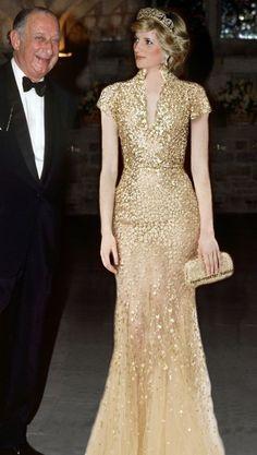 ideas for dress princess lady diana Princess Diana Dresses, Princess Diana Fashion, Princess Diana Family, Princes Diana, Royal Princess, Princess Of Wales, Tilda Swinton, Diane, Lady Diana Spencer