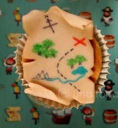 La pergamena di zucchero | Tempodicottura.it Fondant, Treasure Maps, Biscotti, Cupcakes, Sugar, Cookies, Desserts, Jars, Tips