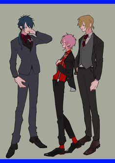 Character Art, Character Design, Story Characters, Fictional Characters, Rp Ideas, Super Danganronpa, Otaku Anime, Anime Guys, Rap Battle