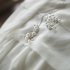 Mikimoto pearl jewelry - perfect for your wedding day!