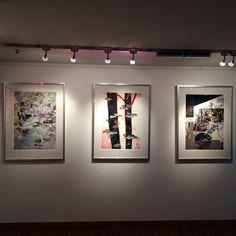 Randi Antonsen - Art - Illustration - Design: Foto fra min utstilling på Galleri SG 2016