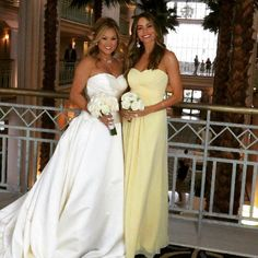 Pin for Later: Sofia Vergara Is a Bridesmaid at What Might Be Her Last Wedding Before Her Own