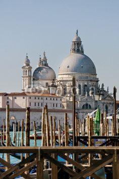 Venezia, Venice (Italy) - Basilica S.Maria della Salute © Pietro D'Antonio