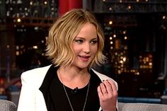 This Video of Jennifer Lawrence Singing Is the Best Thing We've Seen All Day #Jennifer