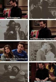 Girl Meets World (2x04) the only good en they take a look back to boy meets world