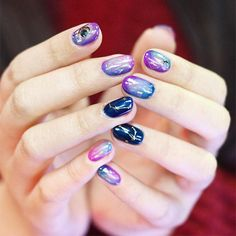 10 coolest nail art designs to try now