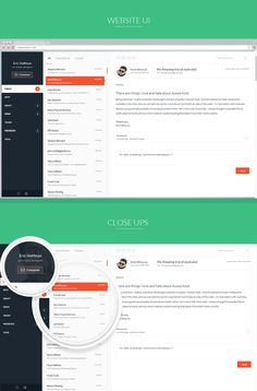 EMAIL SERVICE UI