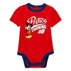jcp | Disney Baby Collection Mickey Mouse Bodysuit - Boys newborn-24m