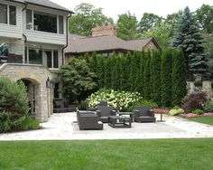 Arborvitae Design, Pictures, Remodel, Decor and Ideas - page 2