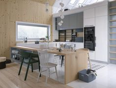 Modern Cabin Interior Design: 4 Inspiring Examples To Get Your Creative Juices Flowing
