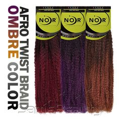 janet collection noir marley hair | Synthetic Hair Braids Janet Collection Noir Afro Twist Braid