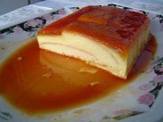 Receta para Pudín de Manzanas Danes- Comida cubana