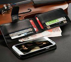 Nyhet! Multiplånbok Samsung Galaxy S4 7-kortplatser, fotoficka och fullsize sedelfack  # plånboksfodral # plånbok # fodral # mobil # mobiltillbehör # tillbehör # Samsung Galaxy S4
