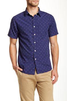 Double Bar Dobby European Fit Shirt