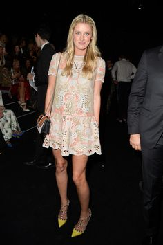 Vote! Who Was the Best Dressed Celebrity of the Week? // Nicky Hilton | stylebistro.com